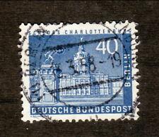 Germany/Berlin--#9N131 Used--1957 Charlottenburg Castle