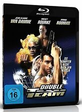 Double Team (1997) Jean-Claude Van Damme BLU-RAY Import NEW USA Compatible