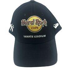 Hard Rock Cafe Yankee Stadium Hat M L Baseball Cap New York Yankees New Era
