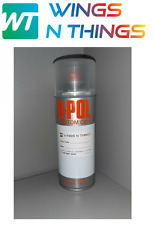U POL Aerosol Spray Paint 400ML FOR FORD FROZEN WHITE