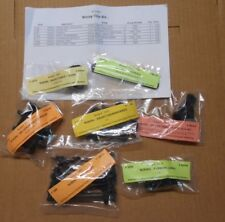 MUSTANG 1967 NEW Wiring clip kit 67Z-WC