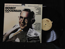 Benny Goodman-Yale University Music Library Volume 1-Musicmasters 20142