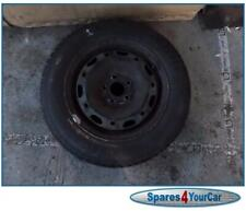 "Seat Ibiza 02-08 Steel Wheel 15"" & Tyre Part No 6Q0601027S"