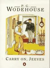 Carry On, Jeeves By P.G. Wodehouse. 9780140011746