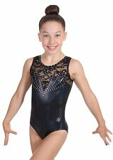New! Romance Gymnastics Leotard by Snowflake Designs - 7 colors to choose from
