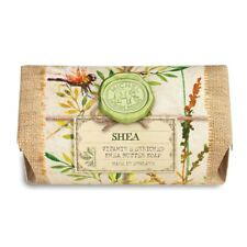 Michel Design Works SHEA Large Bath Soap Bars 8.7 ounce - PACK OF 3 bars
