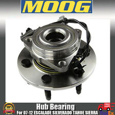 Front Bearing & Hub Assembly For Chevy Silverado 1500 Escalade Yukon Tahoe 4x4