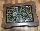 UNUSUAL 6-TILE TABLETOP - Arts & Crafts Mission  - CATALINA / TAYLOR  STYLE