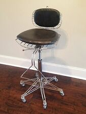 RESTORATION HARDWARE RH BARSTOOL CHAIRS STOOLS - SET OF TWO