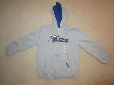 NEW NWT Disney Store Buzz Lightyear Hoodie Hooded Zip Sweat Jacket L 10-12