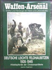Waffen-Arsenal   Band 125   Deutsche leichte Feldhaubitzen   in Schutzhülle