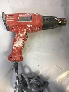 PreOwned Milwaukee 8975-6 11.6-Amp 120-Volt Dual Temperature Heat Gun (H)