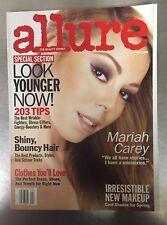 ALLURE Magazine -  April 2008 - MARIAH CAREY - MINT