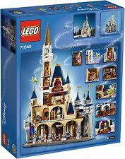 LEGO IL CASTELLO DISNEY 71040-Esclusivo-spedizione in tutto il mondo