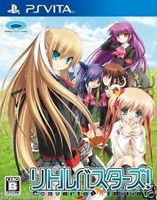 Used PS Vita Little Busters! Converted Edition SONY PLAYSTATION JAPANESE IMPORT