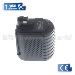 Battery For Bosch GBH 24VRE 24V Volt Cordless Hammer Drill SDS Plus 2607335215