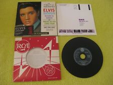 Elvis Presley Sings Where Do You Come From and Return To Sender CD Single