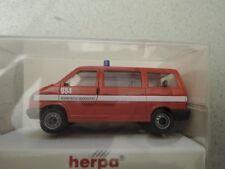Herpa 084031 VW T4 Brandweer Hoogovens  in OVP aus Sammlung (3)