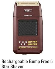 Wahl 8061 Professional 5 Star Cord/Cordless Rechargeable Shaver/Shaper Brand New
