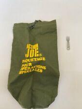 vintage année 70 sac paquetage ACTION JOE
