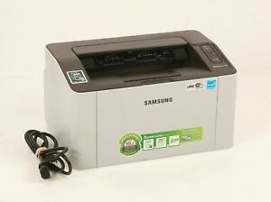 Samsung Xpress M2020W Mono Laser Printer A-1 FULLY TESTED Page Count 636