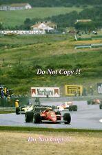 Michele Alboreto Ferrari 156/85 Portogallo GRAND PRIX 1985 Fotografia