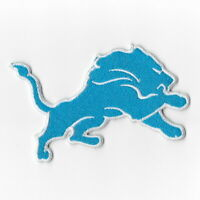 Detroit Lions Iron on Patches Embroidered Badge Patch Applique Sew Emblem FN