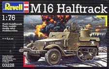 MAQUETTE MILITAIRE M16 HALFTRACK - REVELL 3228