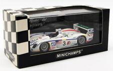 Voitures des 24 Heures du Mans miniatures multicolore pour Audi