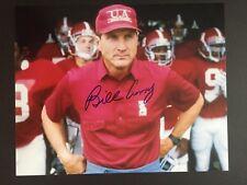 Bill Curry signed ALABAMA CRIMSON TIDE 8 X 10 photo  NICE!