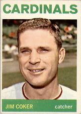 1964 Topps 211 Jim Coker VG #D332605
