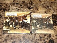 Pantera Signed Cowboys From Hell 20th Deluxe 3 Triple CD Box Set Rex Brown COA