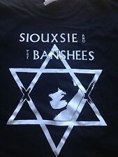 Siouxsie and the banshees  dead stock shirt sale adult Medium