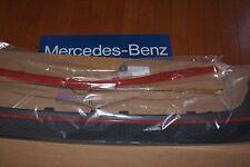 Mercedes Benz Bumper Red Strip Lip Trim Rear + Front CLA C117 250 45AMG Genuine