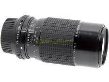 Pentax K zoom Sigma 70/210mm. f3,5-4,5. Compatibile con digitali.