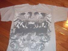 "Rascall Flatts rare 2009 ""Unstoppable"" Us Tour shirt Adult small"