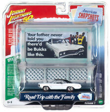 Johnny Lightning 1967 Buick GS 400 with American Snap Shots