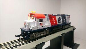 Tyco HO Train Spirit of 76 Alco Century 430 Lighted Dummy Diesel Locomotive