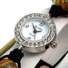ECHO' Beautiful Semi-precious Shamballa Style Watch and Bracelet Set no.6