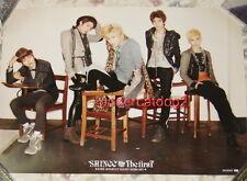 SHINee The First Taiwan Promo Poster (JongHyun Jong Hyun)