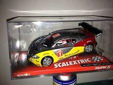 SCALEXTRIC COCHE SEAT CUPRA GT DOMO REF I   6184 VER FOTO