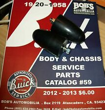 BUICK NEW LOWER ARM BUMPERS 1948 to 1956  FREE SHIPPING IN USA