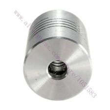 New 5 x 5mm CNC Motor Jaw Shaft Coupler 5mm To 5mm Flexible Coupling # 07