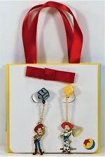 Disney Parks Collection Jewelry Pixar Toy Story Woody & Jessie Earrings New Cute