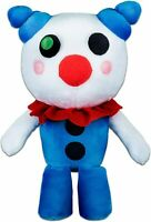 """Piggy Collectable Plush Stuffed Doll Toy Gift, 8"""" Tall. NEW! (Clowny) Roblox"""