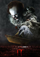 24x36 14x21 40 Poster 2017 IT Movie Stephen King Pennywise Art Hot P-1997
