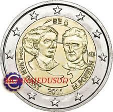 2 Euro Commémorative Belgique 2011 - Journée de la Femme