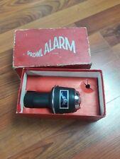 Vintage siren prowl alarm k-b enterprises skokie Illinois
