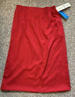 Vintage NOS Joyce Sportswear Modest Pencil Skirt USA  Union Label Size 13 / 14