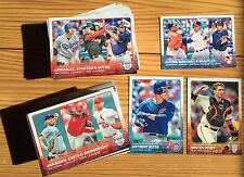 2015 Topps Series 1 & 2 - You Pick 25 Cards to Complete Your Set - Stars Rookies